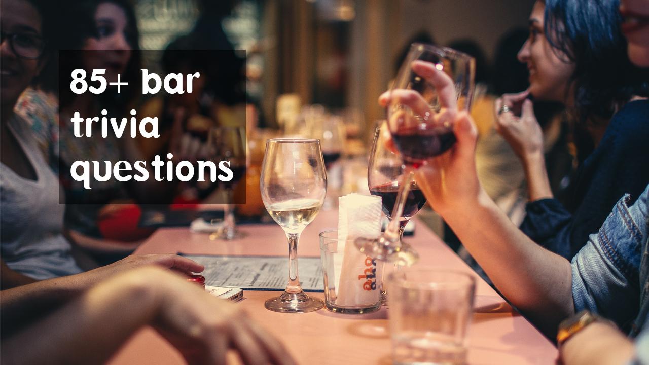 Bar Trivia Questions