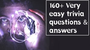 easy trivia questions and answers general knowledge