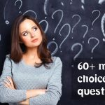 60+ multiple choice trivia questions and answer