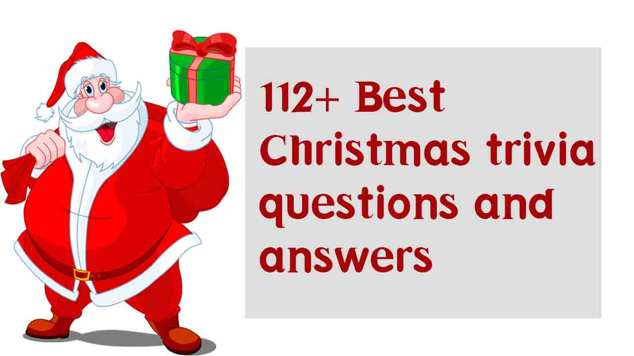 A Christmas Carol Quiz Questions And Answers.Christmas Trivia Questions