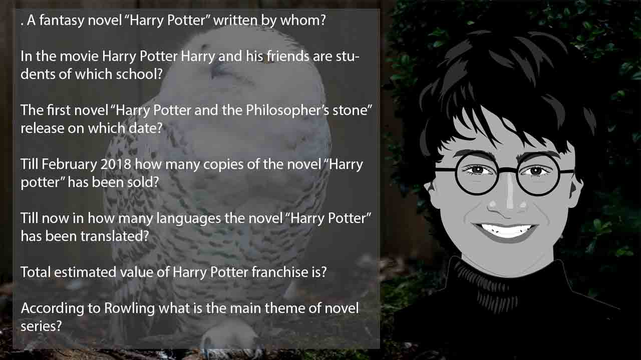 54+ Harry Potter trivia questions and answers [Novel+Movie]