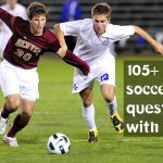 105+ Soccer trivia questions with answers