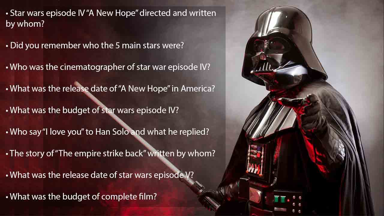 star wars trivia questions with answers