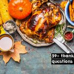 59+ Thanksgiving trivia questions with answers
