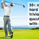 55+ best golf trivia questions with answers(Quiz)