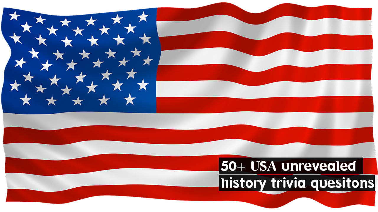trivia questions about usa