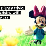 62+ Disney Movie & Disney World Trivia Questions