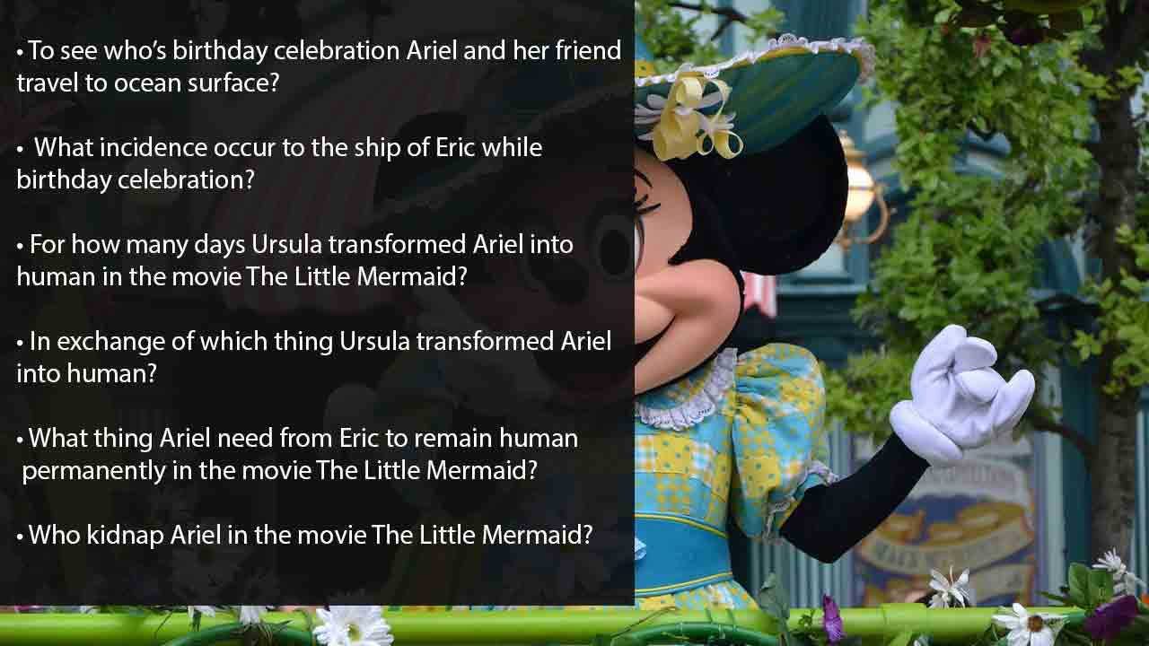 Disney movie trivia facts