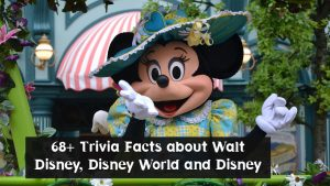Disney trivia facts