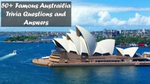 famous australian trivia questions and answers
