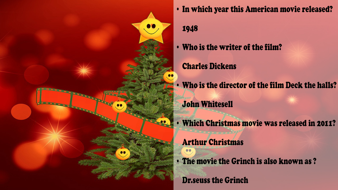 christmas movie trivia questions