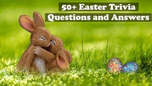 easter trivia questions