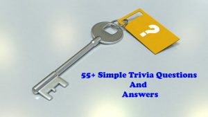 simple trivia questions