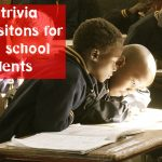 65+ trivia questions and answers for high school