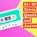 60+ 80's music trivia questions and answers