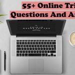 55+ online trivia questions and answers