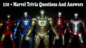 Marvel Trivia Questions
