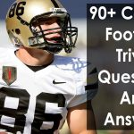 90+ college football trivia questions and answers