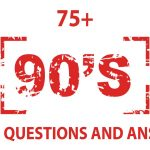 75+ 90s Trivia Questions and Answers