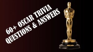 Oscar trivia question