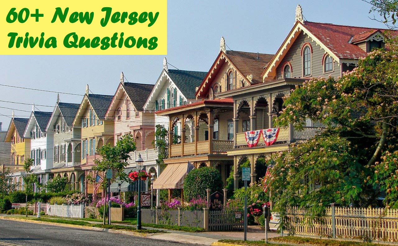 New Jersey Trivia Questions
