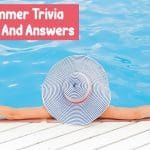 75+ Summer Trivia Questions and Answers